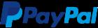 Logo 'PayPal empfohlen'