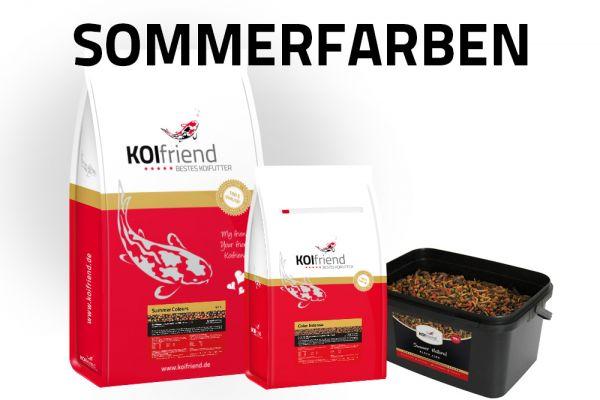 """Koifutter Set """"Sommerfarben"""""""