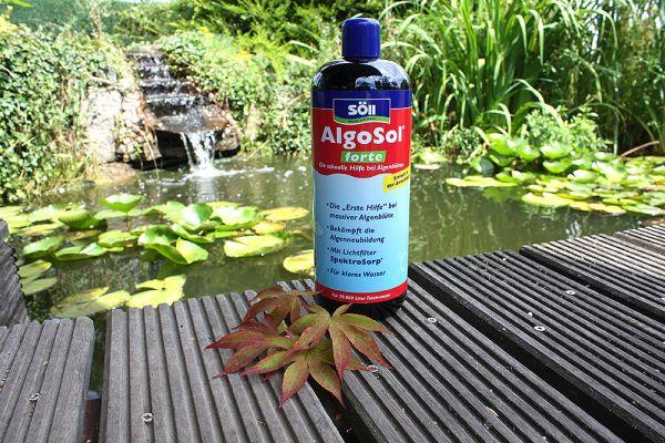 AlgoSol forte 1 Liter