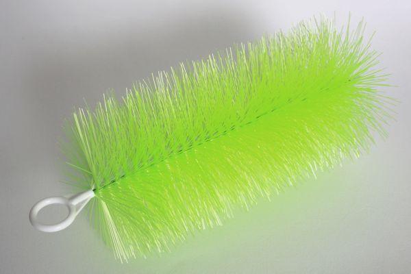 Filterbürsten X-Form grün