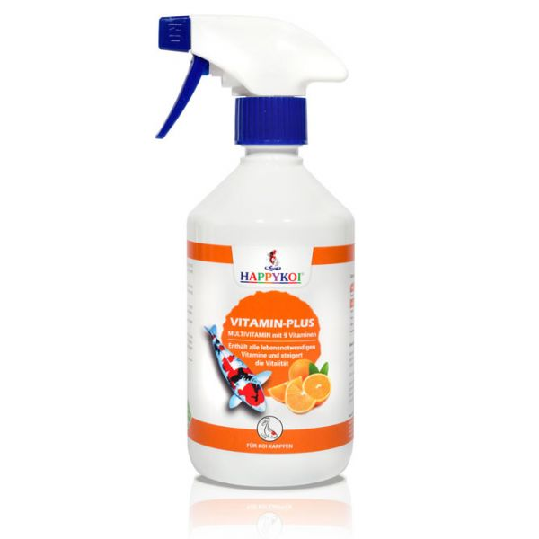 HappyKoi VITAMIN-PLUS 250 ml