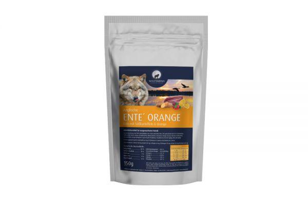 150g Ente´ Orange mit Süßkartoffeln & Orange