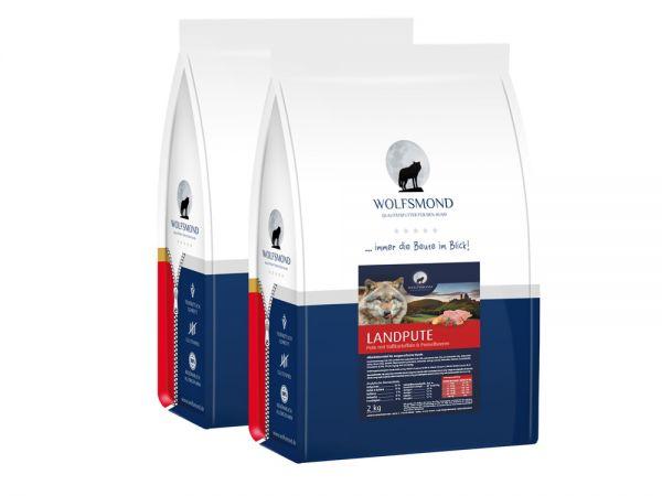 4kg Getreidefreies Hundefutter Landpute