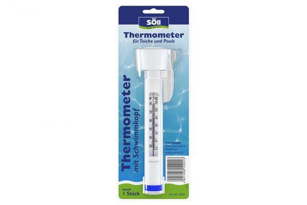 Thermometer für Teich und Pool