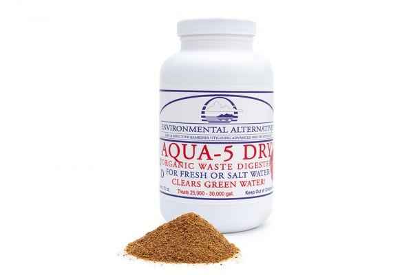 HappyKoi AQUA-5 DRY Mikrobakterien 280g