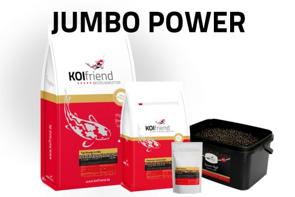 "Koifutterset ""Jumbo Power"""