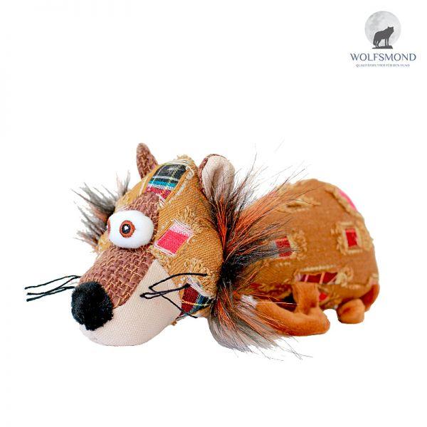 Wolf-Hundespielzeug