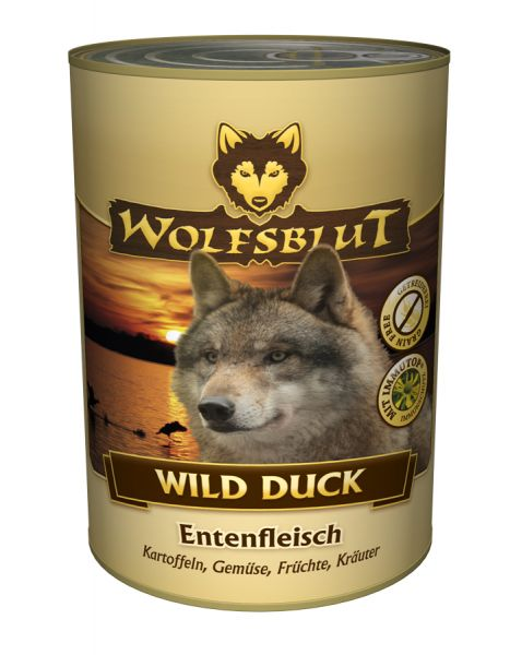 Wild Duck Nassfutter 395 g