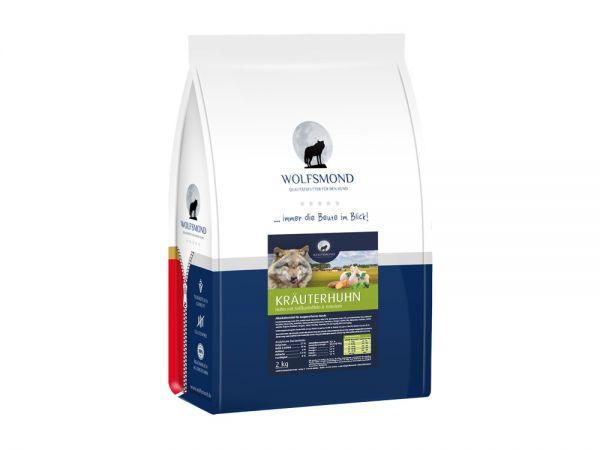 2kg Getreidefreies Hundefutter Huhn