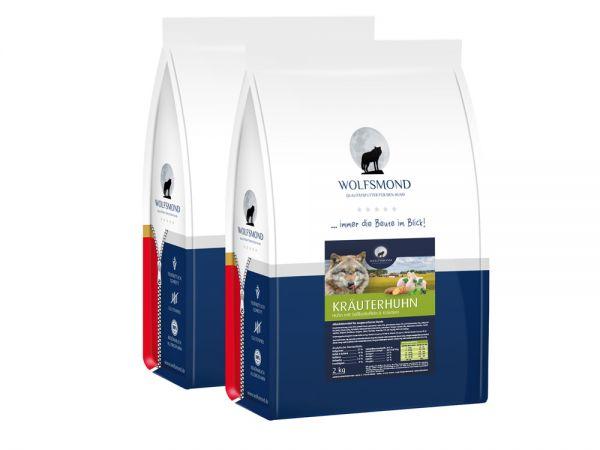 4kg Getreidefreies Hundefutter Huhn