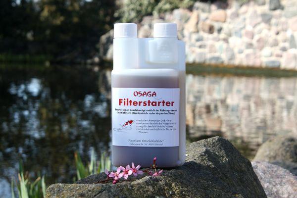 OSAGA Filterstarter 500 ml
